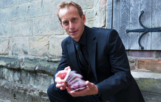 Wedding Magician Cotswolds